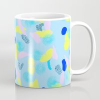 miami Mugs featuring Miami  by Y A Y