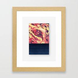 Lucent Forms: Kitahama Framed Art Print