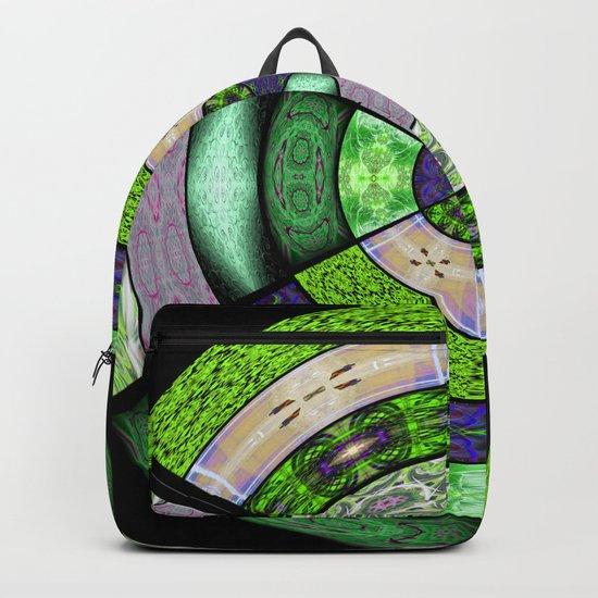 Celtic Pizza Backpack