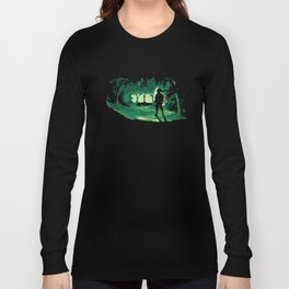 The Master Sword Long Sleeve T-shirt