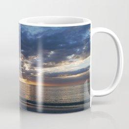 Gulf Coast November Sunset Coffee Mug