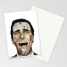 COLOURED PSYCHO Stationery Cards