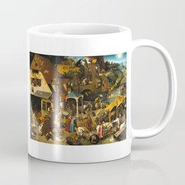 Netherlandish Proverbs (Nederlandse Spreekwoorden) Coffee Mug