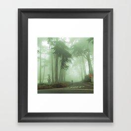 Print #15 Framed Art Print