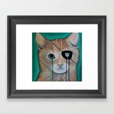 Kit Furry Framed Art Print