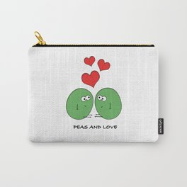 Peace and love Carry-All Pouch