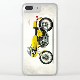 The 1977 900 Super Sport Clear iPhone Case