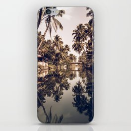Kerala Backwater iPhone Skin