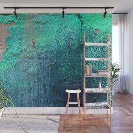 Green Entropy I Wall Mural