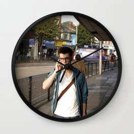 Broadway of Ealing  Wall Clock