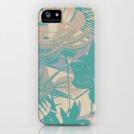 floral ball 3 iPhone Case