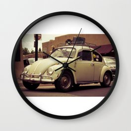 Take Me Home *(photograph) Wall Clock