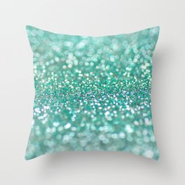 Mermaid Dream Throw Pillow