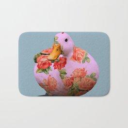 Duck n' Roses Bath Mat
