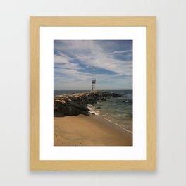 The Jetti Framed Art Print