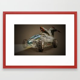BTME007 Framed Art Print