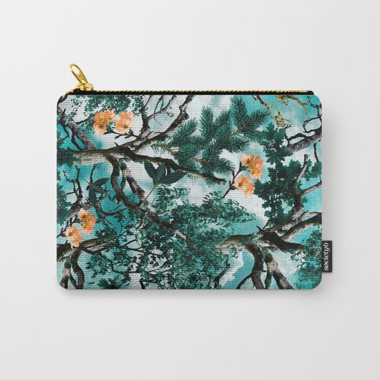 Natural Camouflage Carry-All Pouch