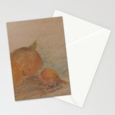 onions Stationery Cards