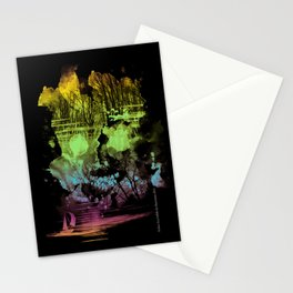 treasure island Stationery Cards