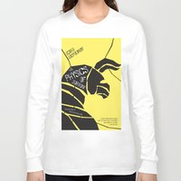 physics Long Sleeve T-shirts featuring The Physics of Sorrow by Open Letter Books