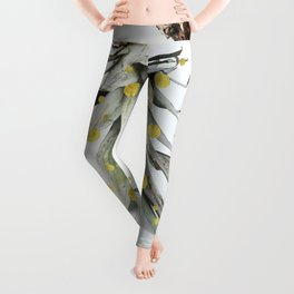 Tropical Holiday Leggings