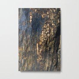 Erosion 3 Metal Print
