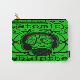 Atomic Absinthe Carry-All Pouch