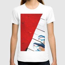 Rad Red Lagoon T-shirt