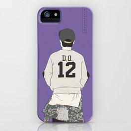 D.O.1 iPhone Case