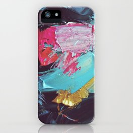 Alla Prima iPhone Case