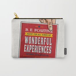 Mr. Positive Carry-All Pouch