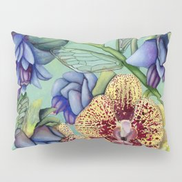 Lost Wing In Bloom Pillow Sham