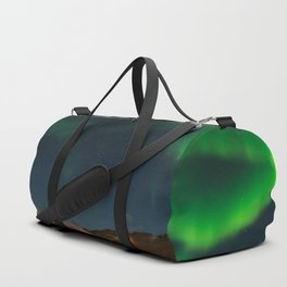 Northern Lights in Iceland Duffle Bag
