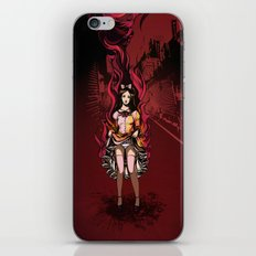 Flaming Lolita iPhone & iPod Skin