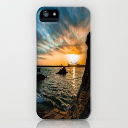 Simple Sunday - Pirates Cove iPhone Case