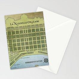La Nouvelle Orleans Stationery Cards
