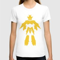 digimon T-shirts featuring Magnamon by JHTY