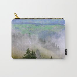 Up the Mountain Carry-All Pouch