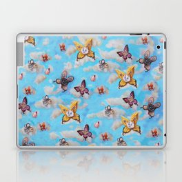 Cat Fairies print Laptop & iPad Skin