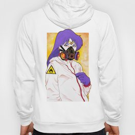 Flammable Hoody