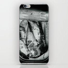 Tin of Sardines iPhone Skin
