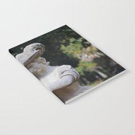 Ringling Rose Garden Statuary II Notebook