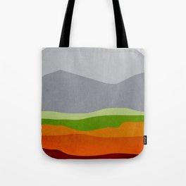 Mountains 10 Tote Bag