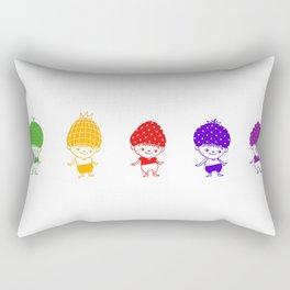 Fruit Kids Rectangular Pillow