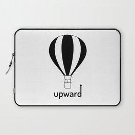 Upward balloon Laptop Sleeve