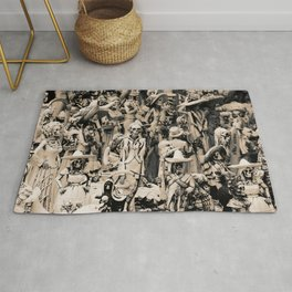 Party of Respect Rug