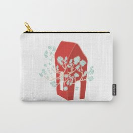 Break Free In Red Carry-All Pouch