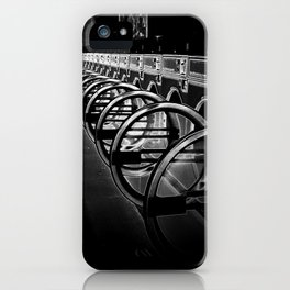 Darkside of the Laundry-mat iPhone Case