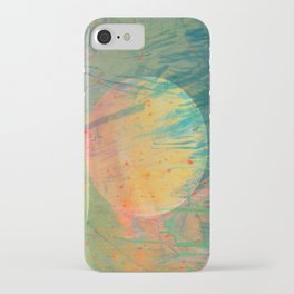 Scratch the Moon iPhone Case