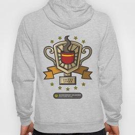 Achievement Unlocked: Drink Coffee All Day Hoody